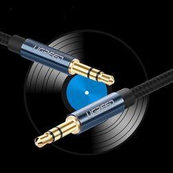Propojovací AUX kabel 3,5 mm jack - 4 délky