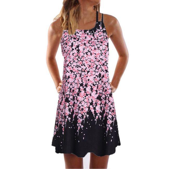 Letnja haljina Dorthy 1