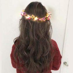 LED čelenka do vlasů