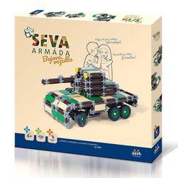 Set construcție SEVA ARMÁDA - Vehicule de luptă RZ_177183