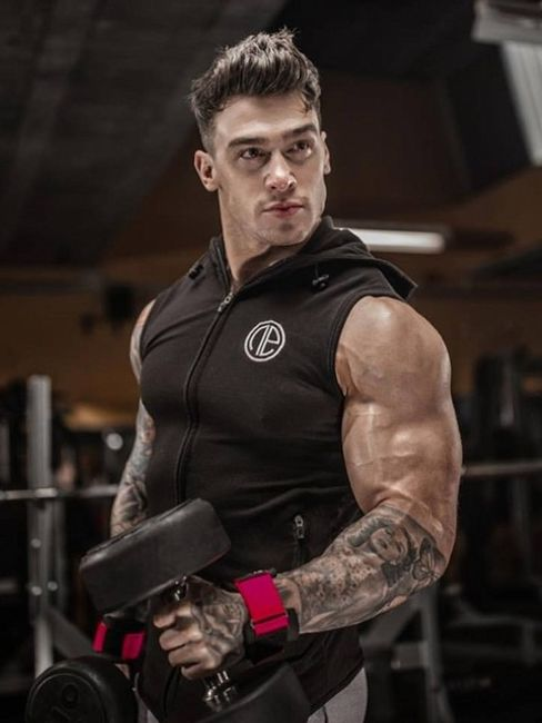 Sport férfi trikó Dario