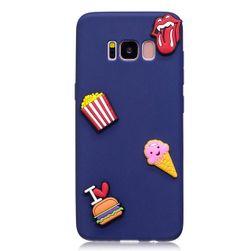 Roztomilý kryt na Samsung galaxy S8/S8 Plus - 6 variant