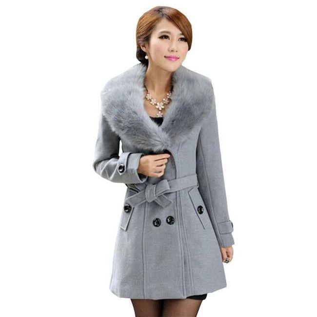 Dámský kabát Linda 1