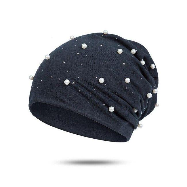 Damska czapka D4578 1