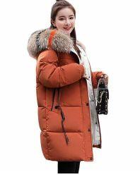 Ženski zimski kaput Sandy - 6 varijanti