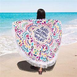 Plážový ručník - Sunshine