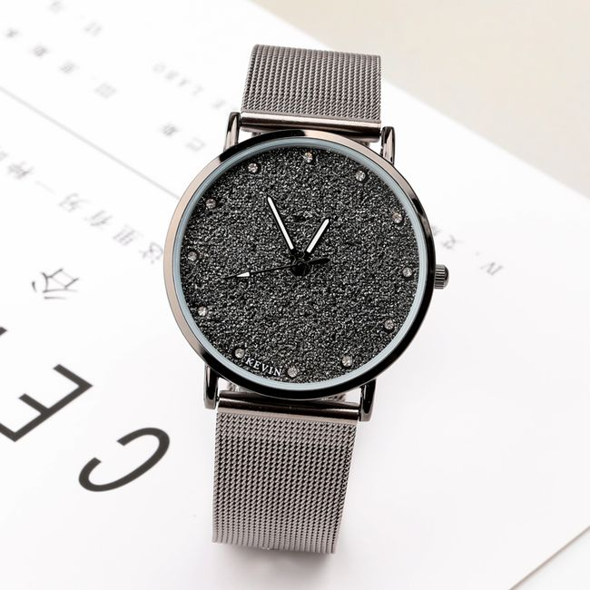 Unisex hodinky v luxusním provedení - 2 barvy ciferníku 1