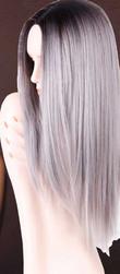 Stylowa peruka - 66 cm