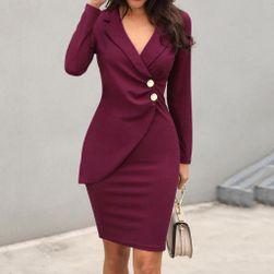 Ženska haljina sa dugačkim rukavima Suze