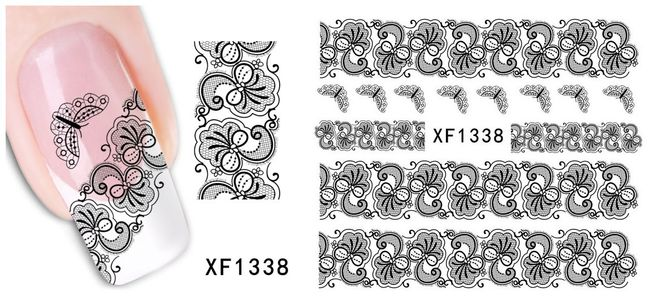 Postituri decorative pentru unghii 1