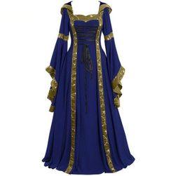 Dámské šaty s dlouhým rukávem Trini