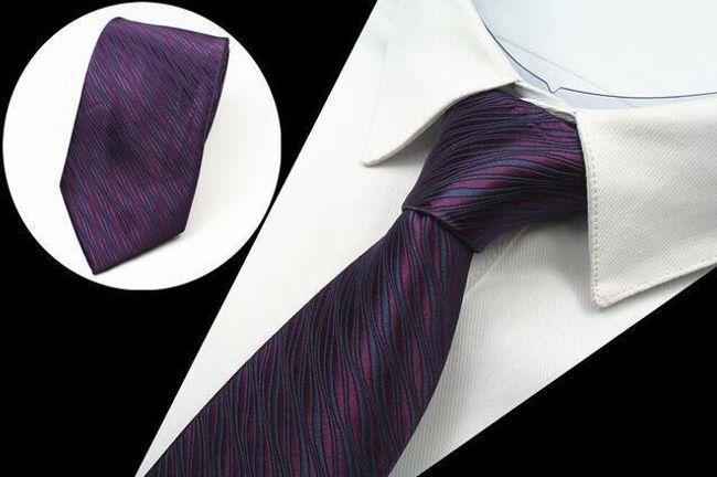 Férfi nyakkendő - 20 változat