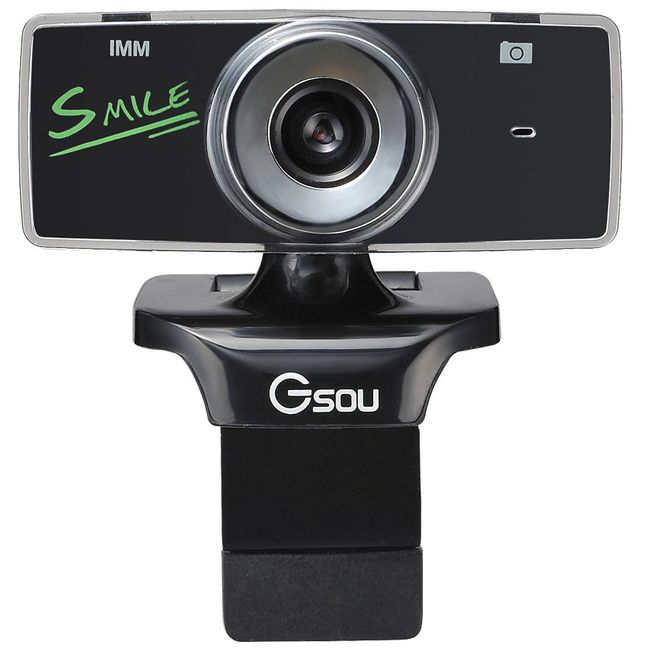 Camera web cu microfon - 12 megapixeli 1