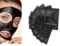 Maska uwusająca czarne kropki - 6 g