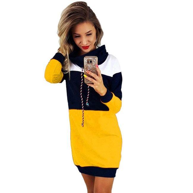 Bluzowa sukienka Corra 1