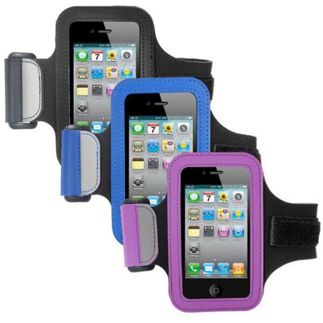 Sportovní pouzdro na ruku pro iPhone 4S - na výběr ze tří barev 1