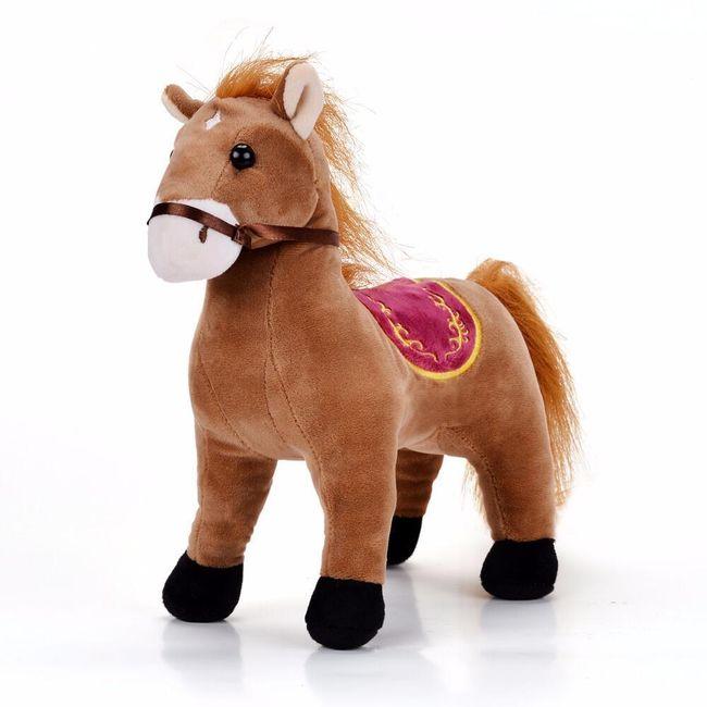 Plyšový kůň BJ10 1