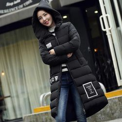 Dugačka zimska jakna Oriana - 6 boja