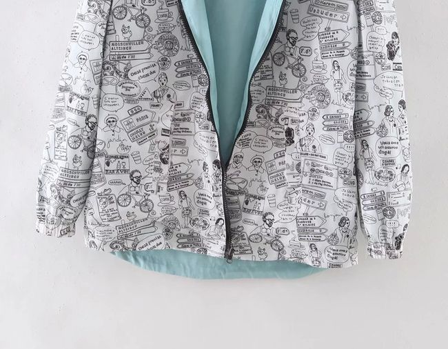 Női kétoldalas Clarissa kabát - különféle színekben