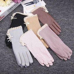 Hedvábné rukavice EP_YL044