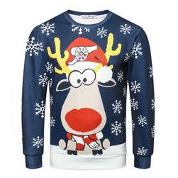 Новогодний свитер Cicely
