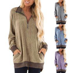 Sweter damski z długim rękawem EA_649536497168