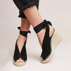 Ženske sandale na platformu Kelly