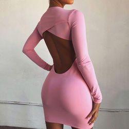 Дамска мини рокля TF8255
