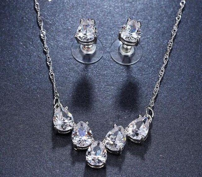 Komplet biżuterii AS176 1