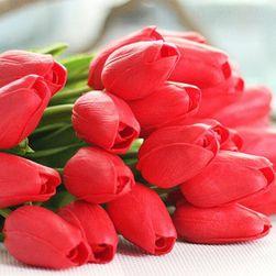 Sztuczne kwiaty Tulia