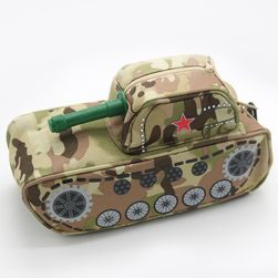 Pernica u obliku tenka