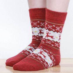 Čarape sa novogodišnjim motivima