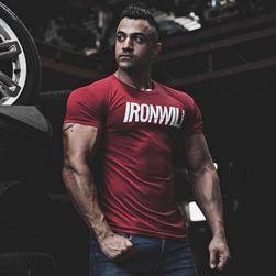 Kısa kollu erkek tişört Gael