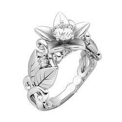 Damski pierścionek Fione