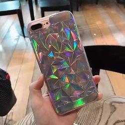Holografický kryt na iPhone - 2 varianty