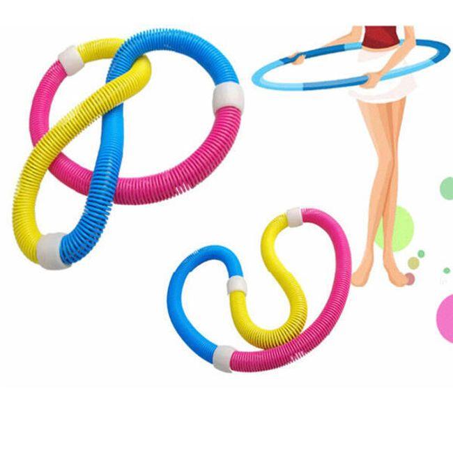 Pružinový kruh - fitness pomůcka 1