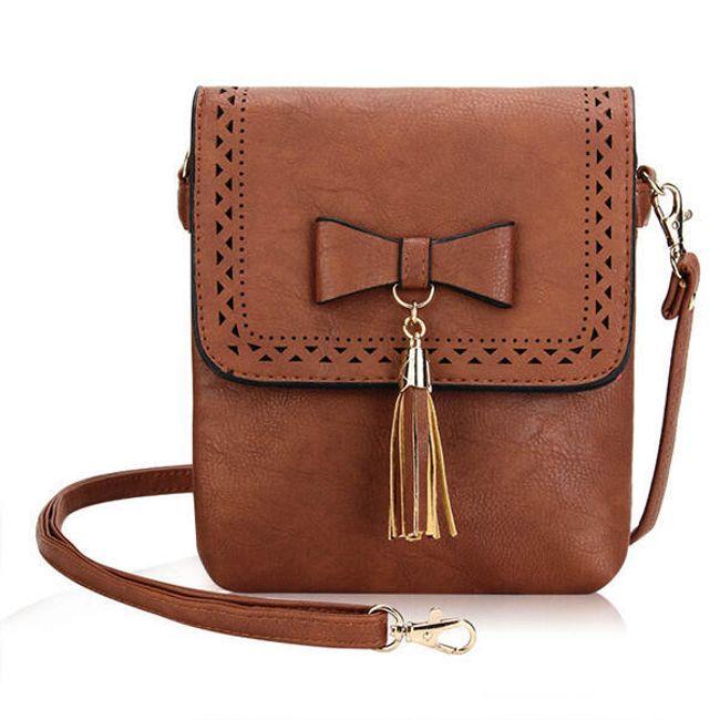 Романтическая сумочка с бантиком 1
