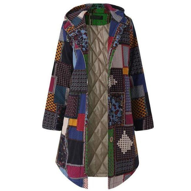 Kabát stílusú pulóver Illy 1