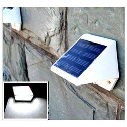 Kültéri napelemes 4 LED-es lámpa
