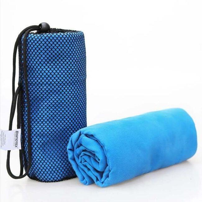 Sportovní ručník s obalem - 5 variant 1