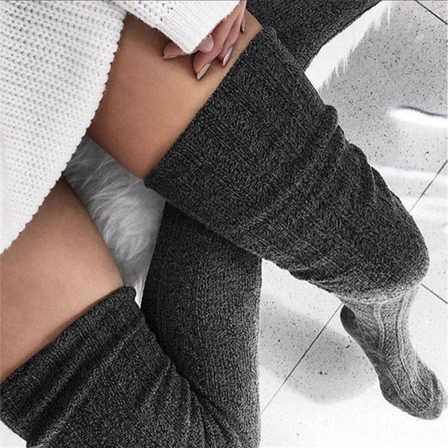 Bayan dis üstü çorap MJK596 1