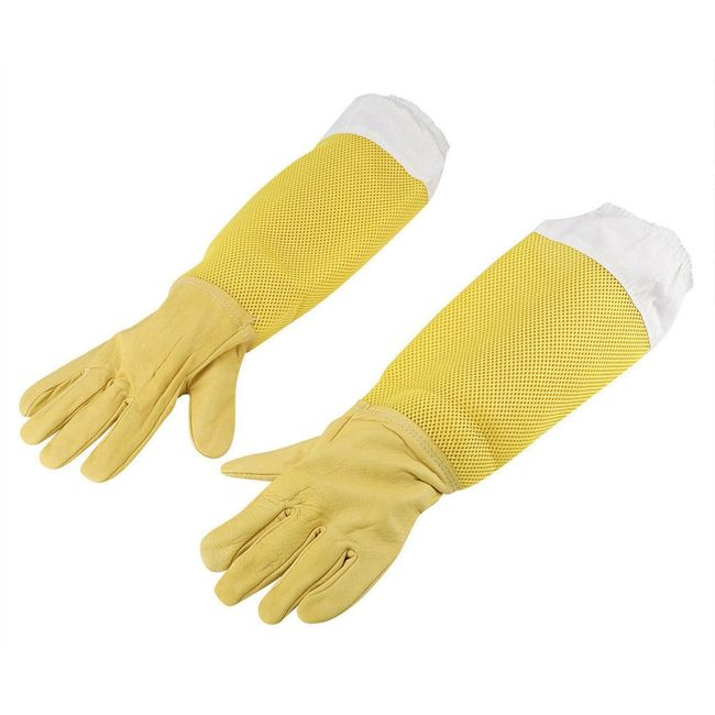 Rękawice dla pszczelarzy RPV01 1