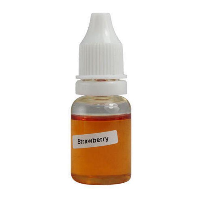 10ml E-liquid, Jahodová příchuť, vysoký obsah nikotinu 1
