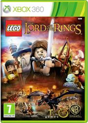 Hra (Xbox 360) LEGO The Lord Of The Rings