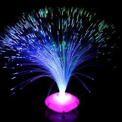 Lampa ze zmianami koloru LED