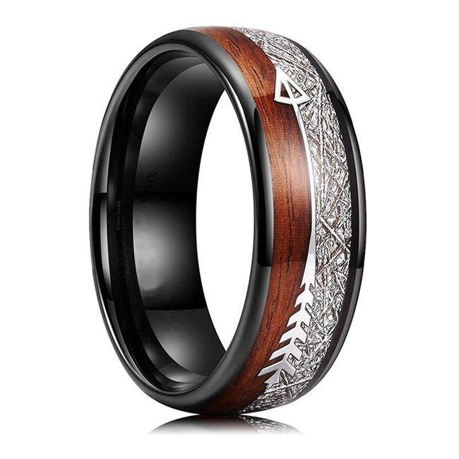 Pánský prsten B08445 1
