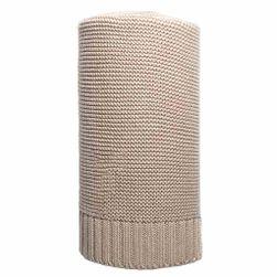 Bambusova pletena odeja 100x80 cm RW_40487