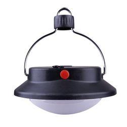 Hordozható és függő LED-es lámpa ideális a kempinghez