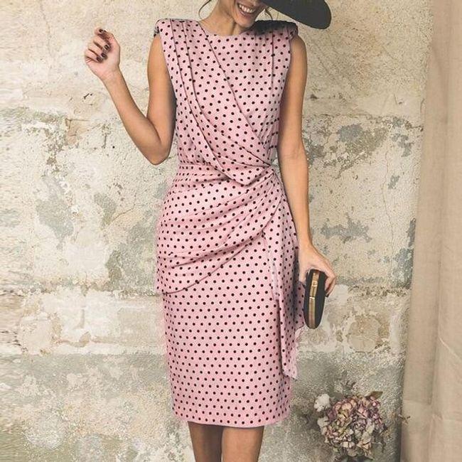 Bayan elbise Saira 1