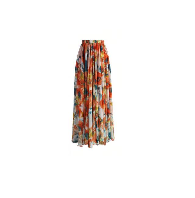 Женская длинная юбка Lorelei 1